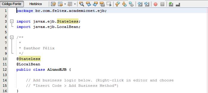Criando um Projeto Enterprise no Netbeans (20)