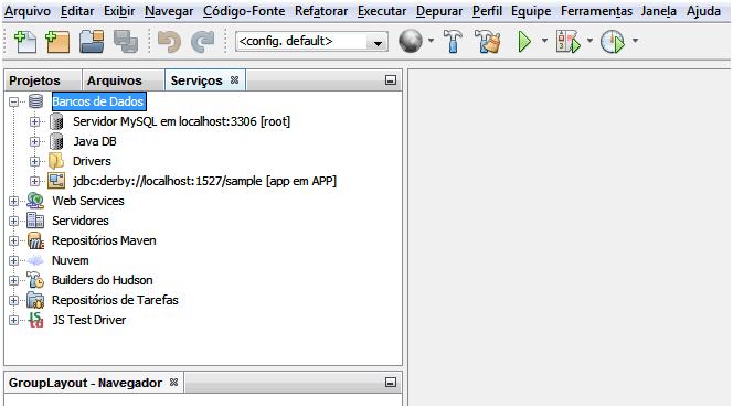Criar DataSource MySQL no NetBeans01