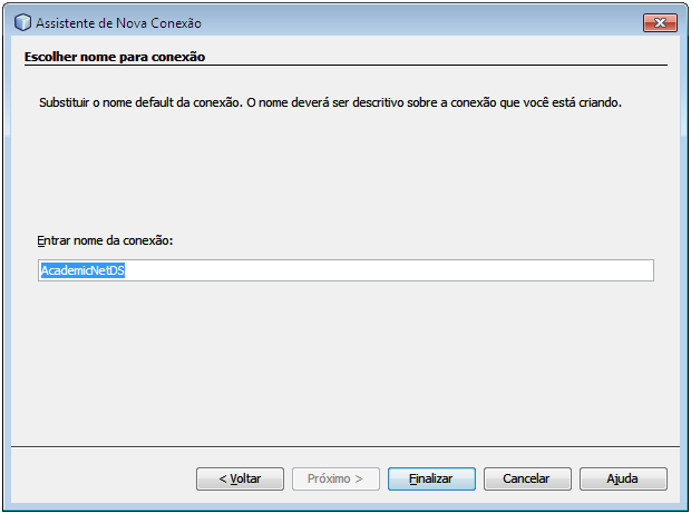 Criar DataSource MySQL no NetBeans05