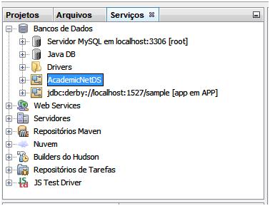 Criar DataSource MySQL no NetBeans06