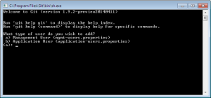 Configuração de acesso a console do wildFly02