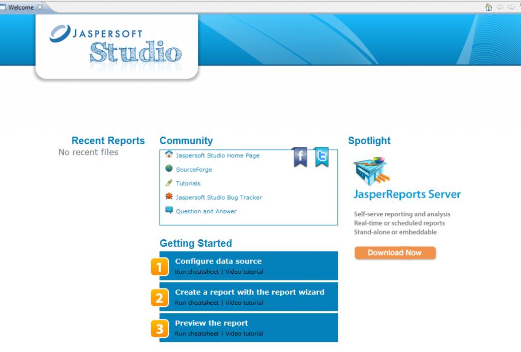 Como criar relatórios com o JasperReports01